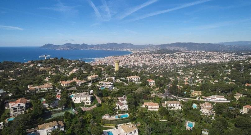 Vendita Villa Cannes Basse Californie